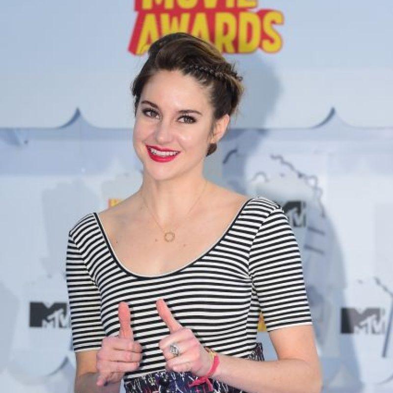 Mejor Trailblazer para Shailene Woodley Foto:Getty Images