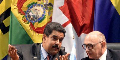 Maduro presente en la VII Cumbre de las Américas Foto:Getty Images