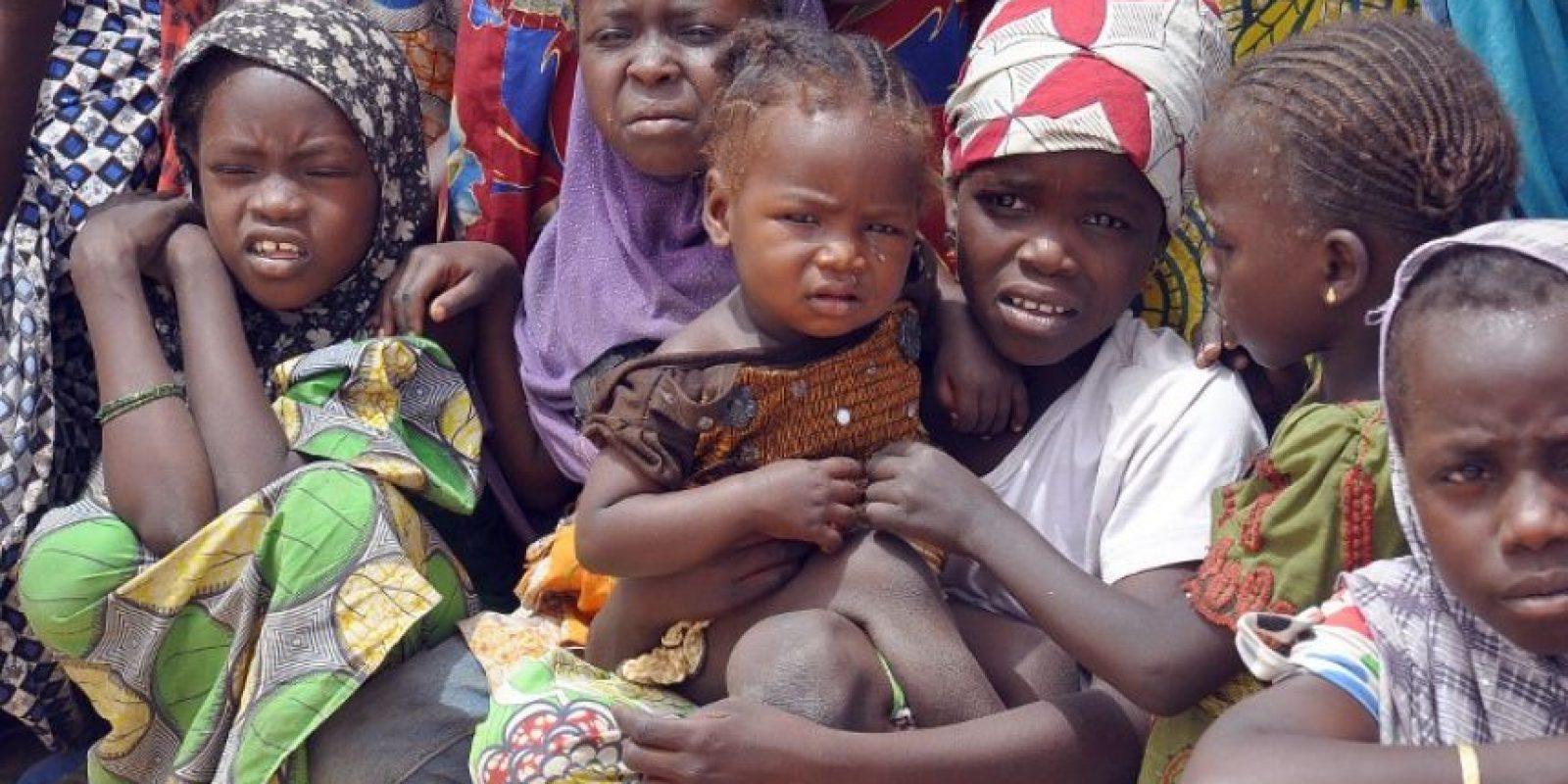 10. Níger: 11% de mortalidad infantil, 91 mil muertes al año Foto:AFP