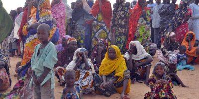9. Nigeria: 12% de mortalidad infantil, 827 mil muertes al año Foto:AFP