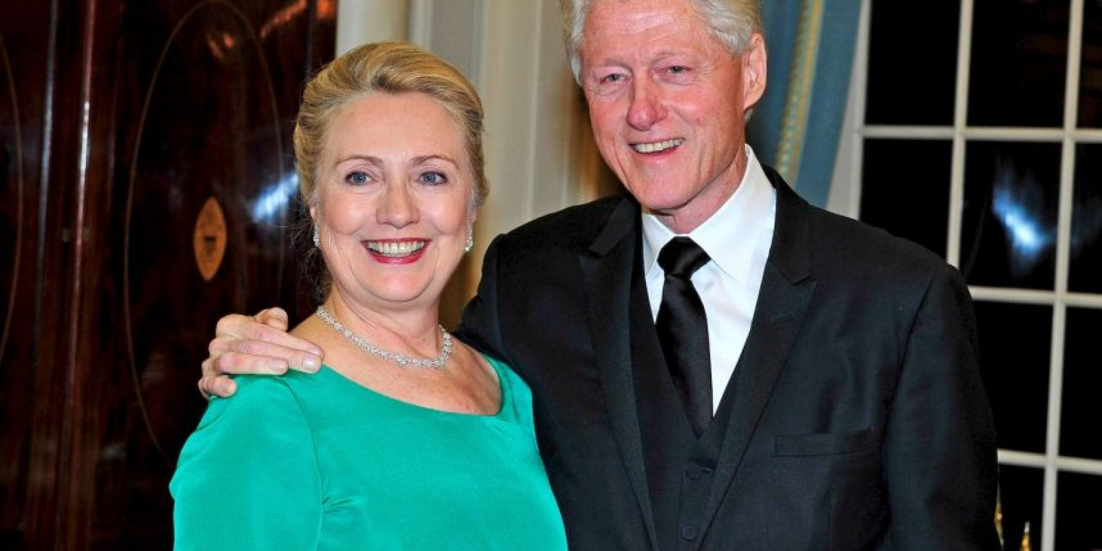 La señora Clinton es sumamente reconocida por su apellido de casada Foto:Getty Images