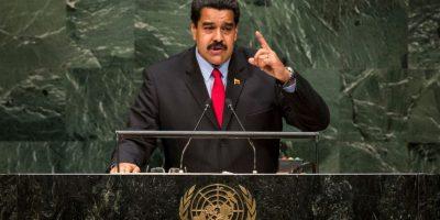 Nicolás Maduro actual presidente de Venezuel, anteriormente también ocupó los cargos de ministro de Relaciones Exteriores y vicepresidente ejecutivo de Venezuela Foto:Getty Images