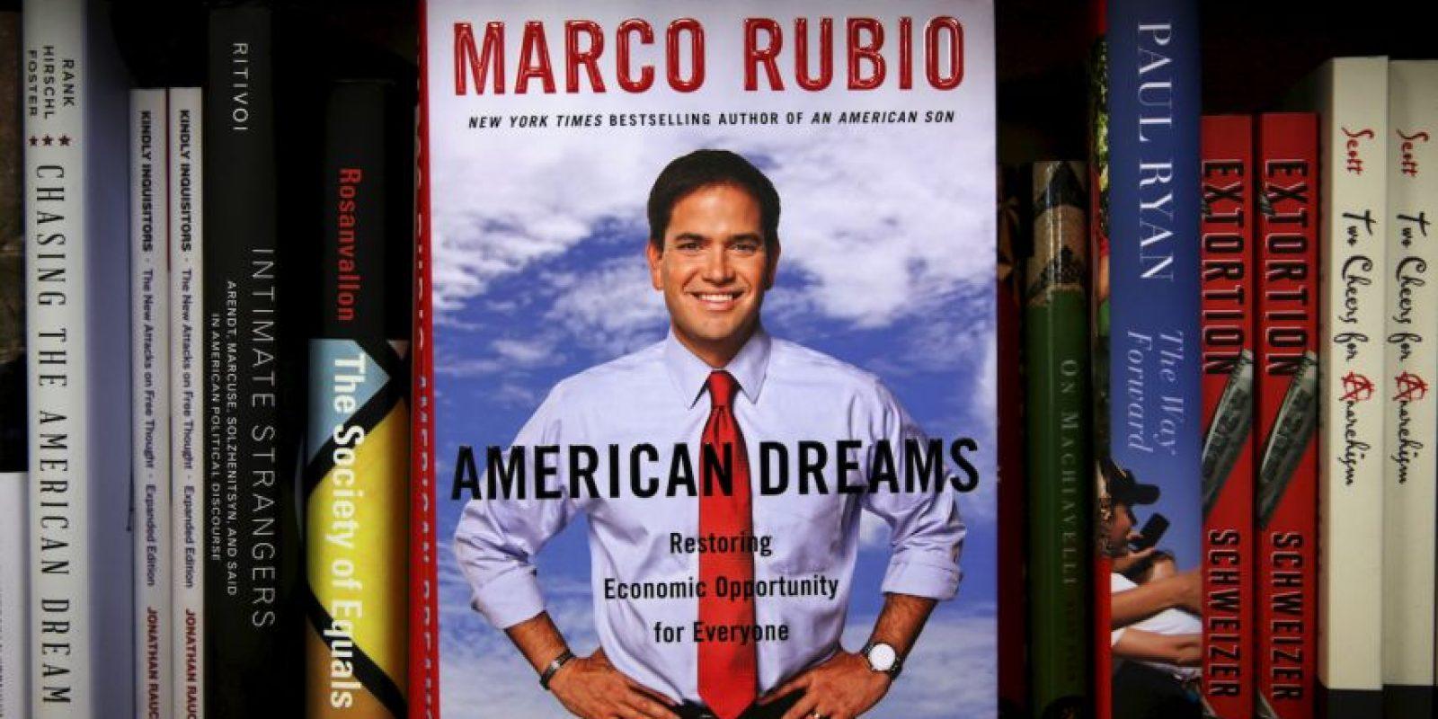Marco Antonio Rubio, de 43 años de edad. Foto:Getty Images