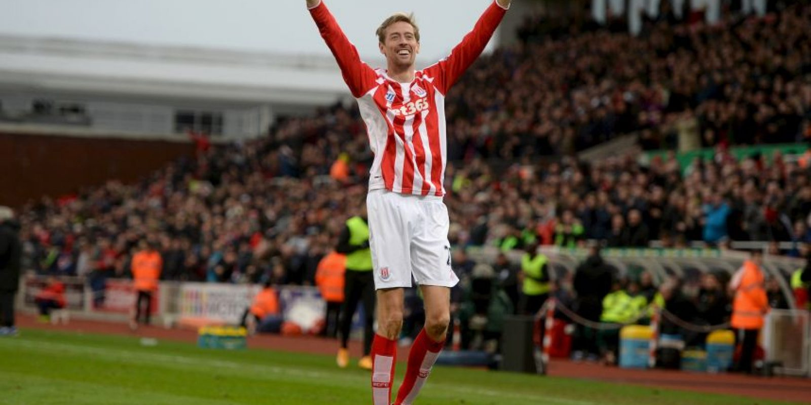 8. Peter Crouch Foto: Getty Images
