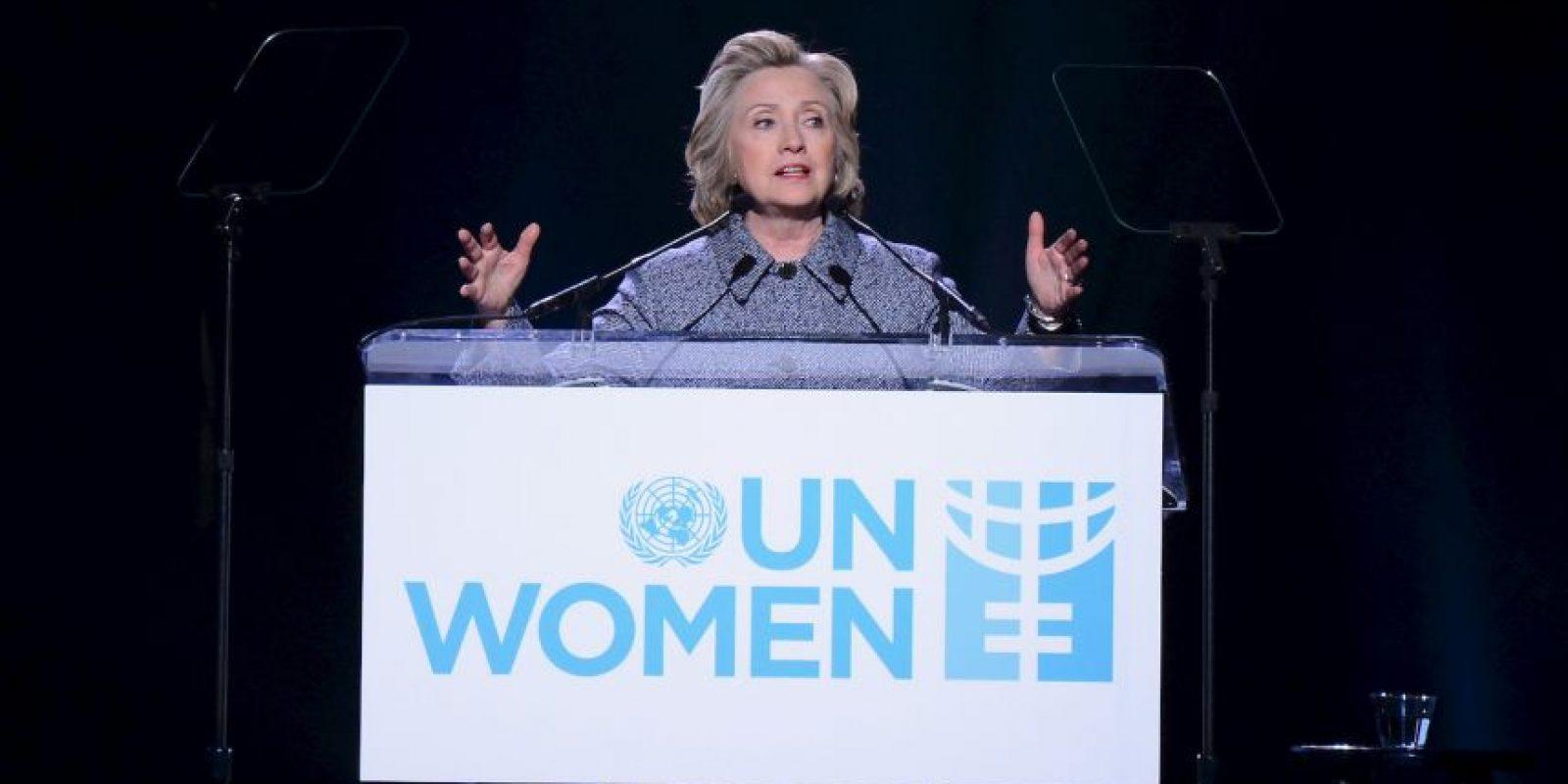 Se ha desempeñado como Secretaria de Estado y como Primera Dama Foto:Getty Images