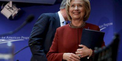 60% de los demócratas afirman que votaría por ella en las primarias para que sea la candidata oficial para la presidencia de Estados Unidos. Foto:Getty Images