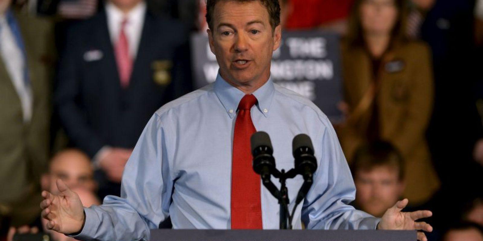 Es físico y político. También cuenta con estudios en oftalmología Foto:Getty Images