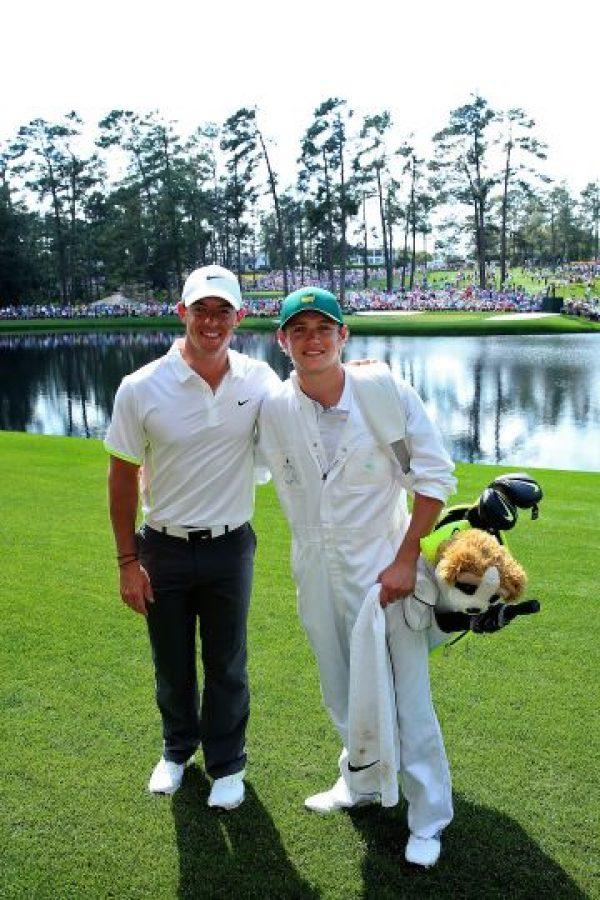 Nial declaró que el golfista escogería la canción Foto:Getty Images