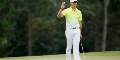 Rory es el golfista número 1 del ranking mundial Foto:Getty Images