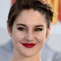 El premio para el mejor beso fue a: Shailene Woodley Foto:Getty Images