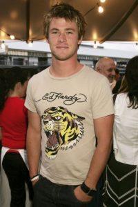 2006, Chris Hemsworth Foto:Getty Images
