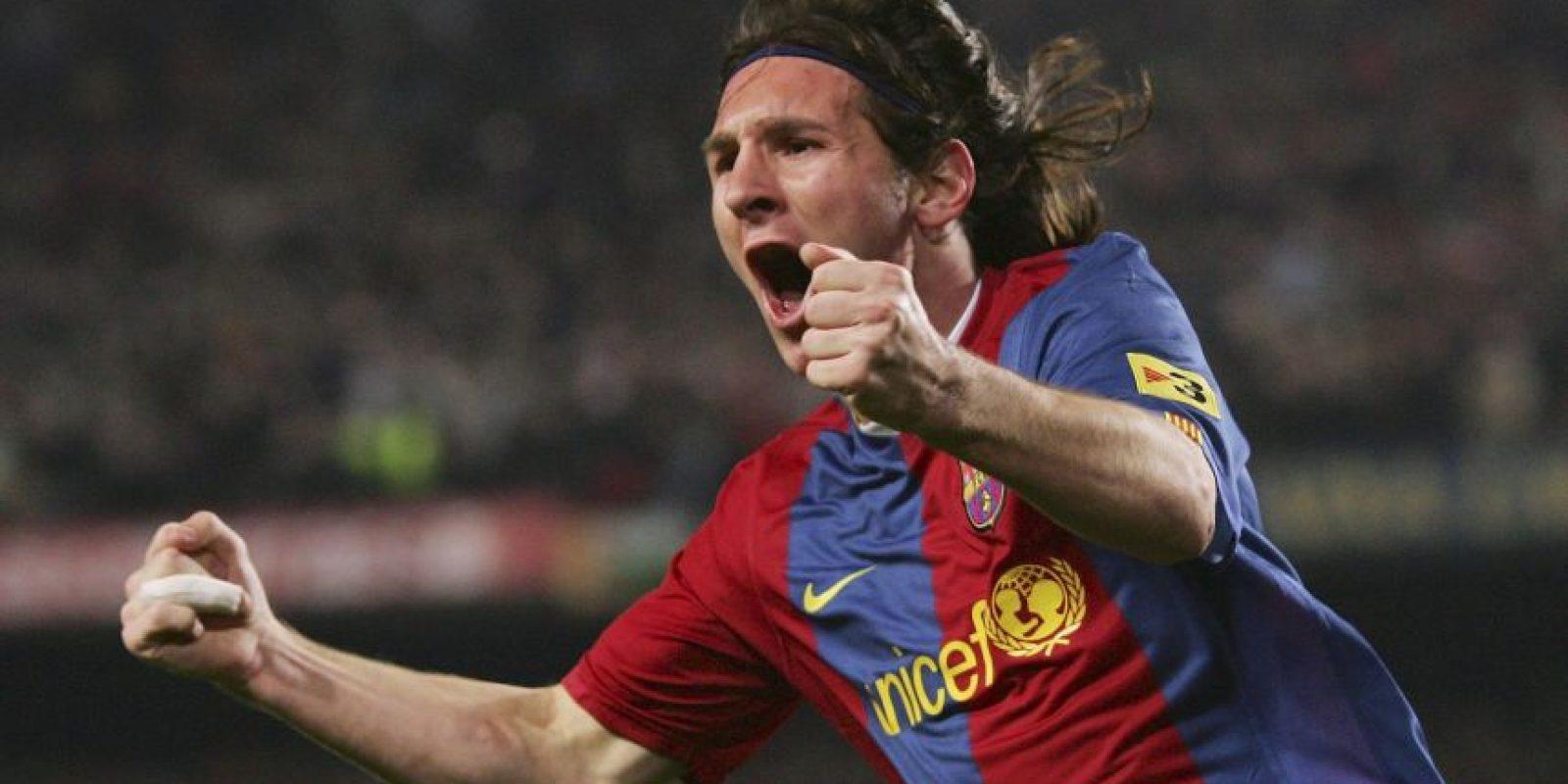 Se lo marcó al máximo rival de su equipo, el Real Madrid. Foto:Getty Images