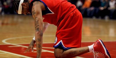 3. Allen Iverson Foto: Getty Images