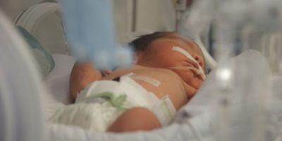 La Unidad Materno Infantil cuenta con equipo de vanguardia para el cuidado y comodidad de los recién nacidos Foto:Luis Carlos Nájera