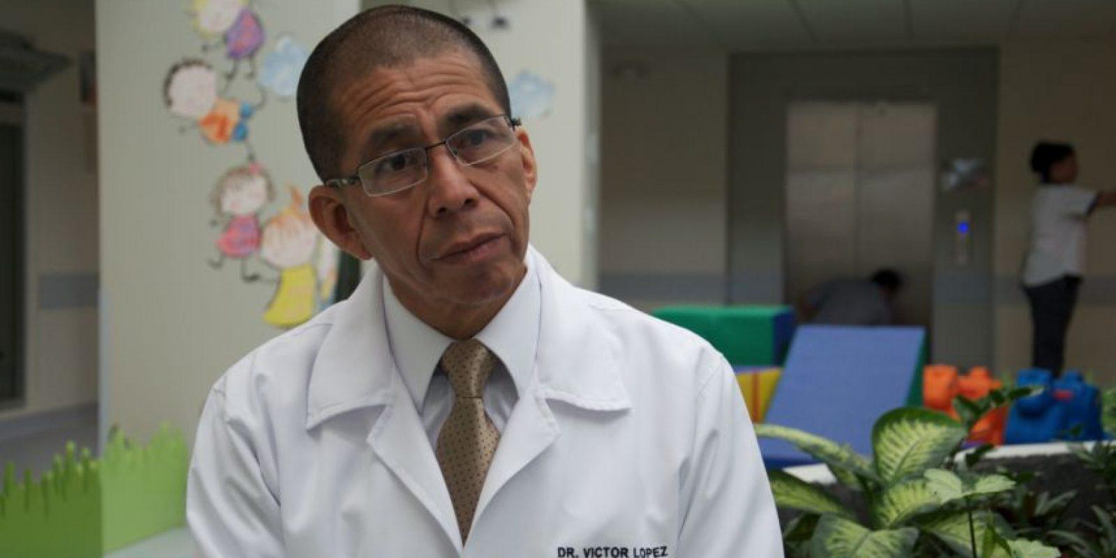 De acuerdo con el director del hospital, Víctor Manuel López, se caracterizan por su capacidad de atender partos normales pero particularmente embarazos complicados Foto:Luis Carlos Nájera