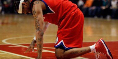 Leyenda de la NBA en bancarrota por derrochar su fortuna en clubes de striptease