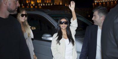 Anciana esperó tres días para conocer a Kim Kardashian