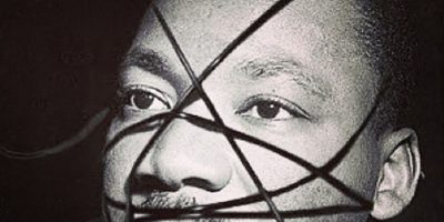 Martin Luther King Foto:Vía Instagram.com/Madonna