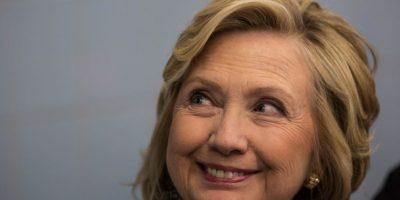 Hillary Rodham se convirtió en la primera dama de Arkansas cuando Bill fue electo gobernador del estado sureño. Foto:Getty Images