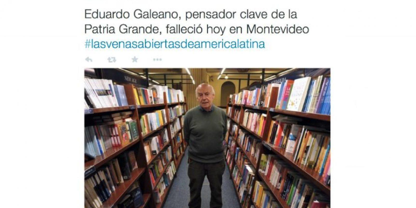 Casa Rosada, cuenta oficial del Gobierno de Argentina Foto:Twiiter.com/