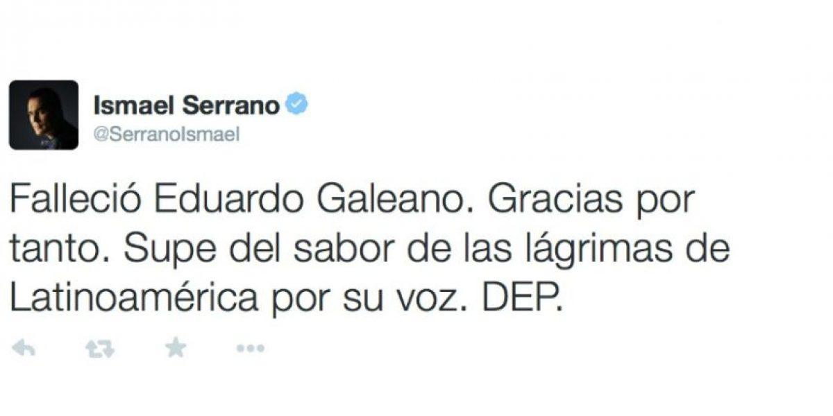 Eduardo Galeano: Estas fueron las reacciones a su muerte en redes sociales