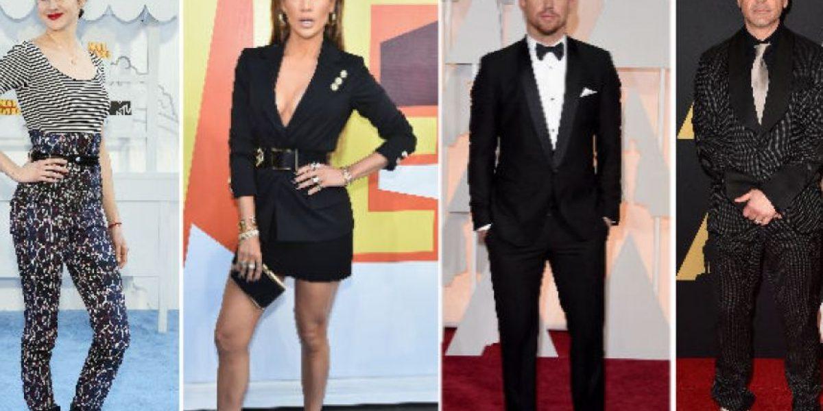 Conozcan a los ganadores de los MTV Movie Awards 2015
