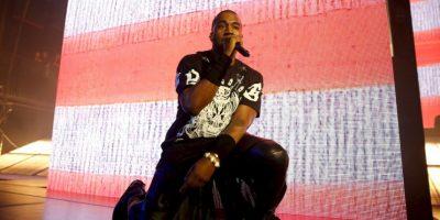 """Algunos medios aseguran que la policía local decidió suspender el concierto luego de este """"incidente"""". Foto:Getty Images"""