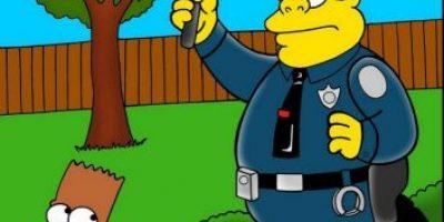 FOTOS: Los Simpson luchan contra el racismo en Estados Unidos