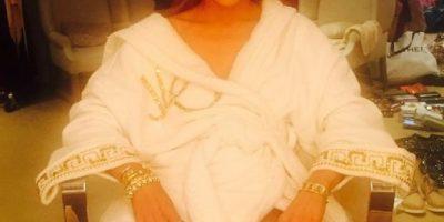 Antes de su llegada a los MTV Movie Awards JLo publicó una provocativa foto
