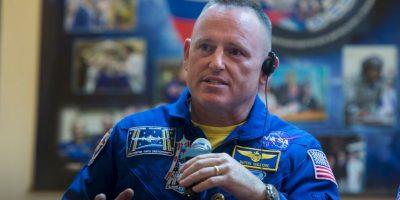 Wilmore fue seleccionado como piloto por NASA en julio de 2000 Foto:Getty Images