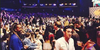 Así fueron los premios MTV Movie Awards detrás de cámaras