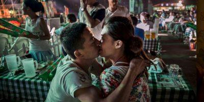 Para casarse los chinos tienen que llevar regalos a los padres de la futura novia Foto:Getty Images