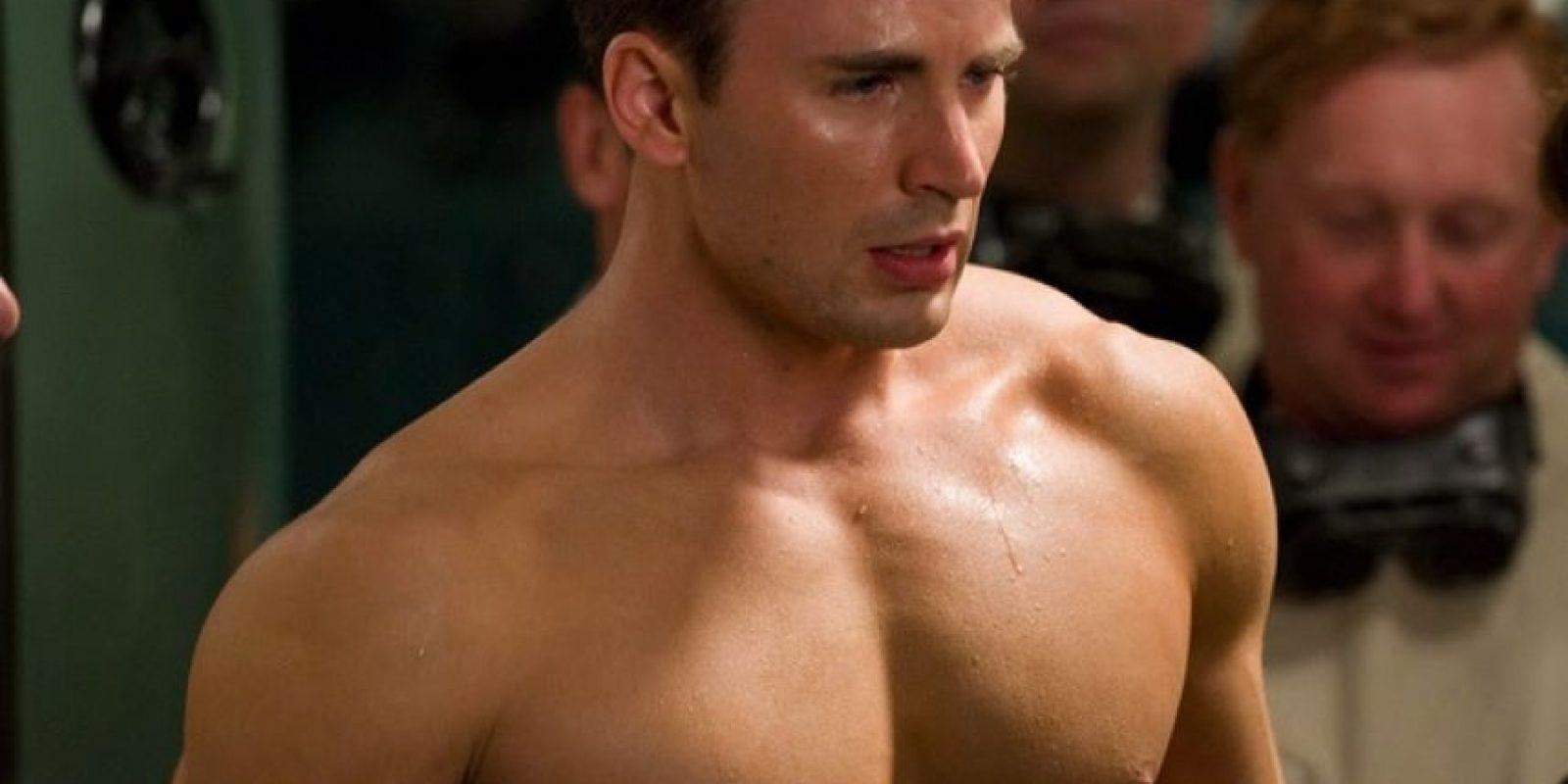 Steve Rogers/Capitán América Foto:Marvel