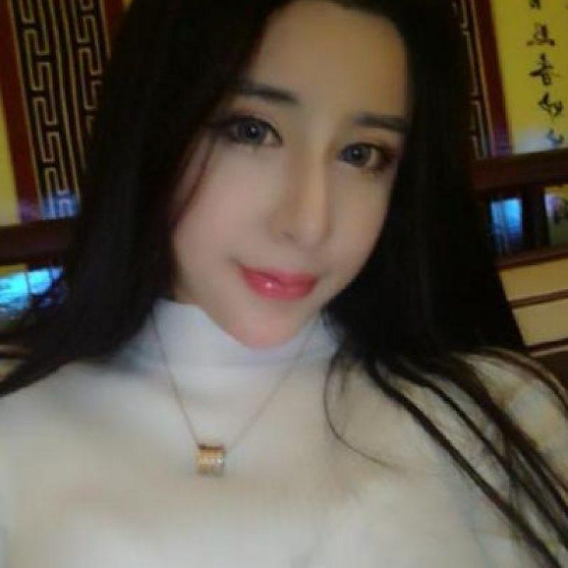Esto indicaría que tiene 15 años Foto:Vía weibo