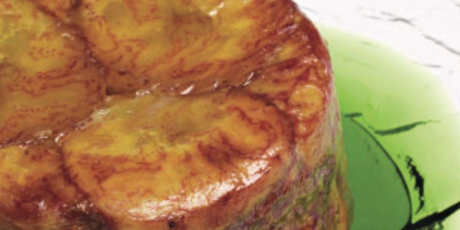 Estos son los Piononos, una receta tradicional de Puerto Rico, preparada por el chef Wilo Benet Foto:Cortesía Restaurante Pikayo