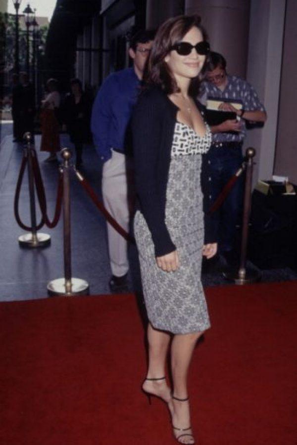 Así era en los 90. Foto:vía Getty Images