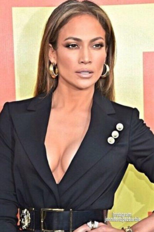 Y así lució, ayer, en los MTV Movie Awards. Foto:vía Getty Images