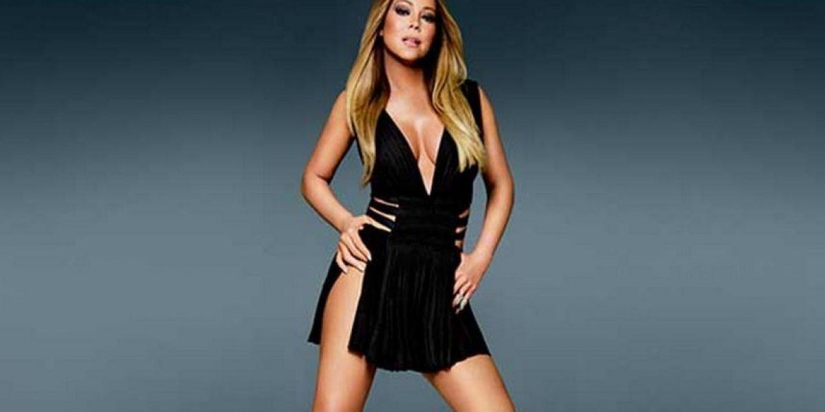 FOTOS: El asombroso cambio de Mariah Carey... gracias al Photoshop