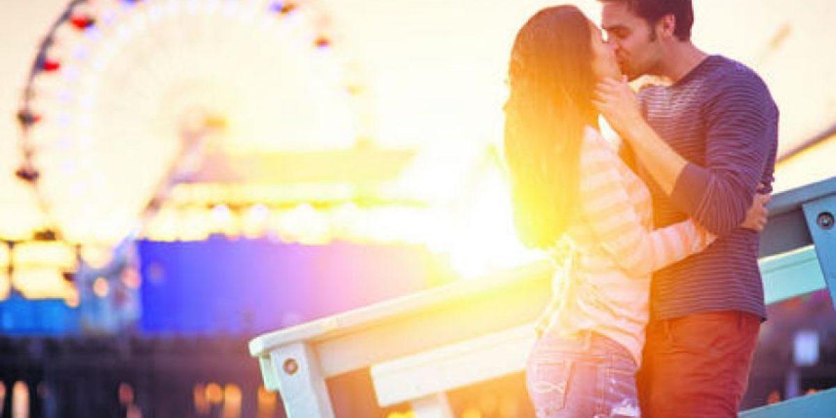 ¿Cuáles son los beneficios de un beso?