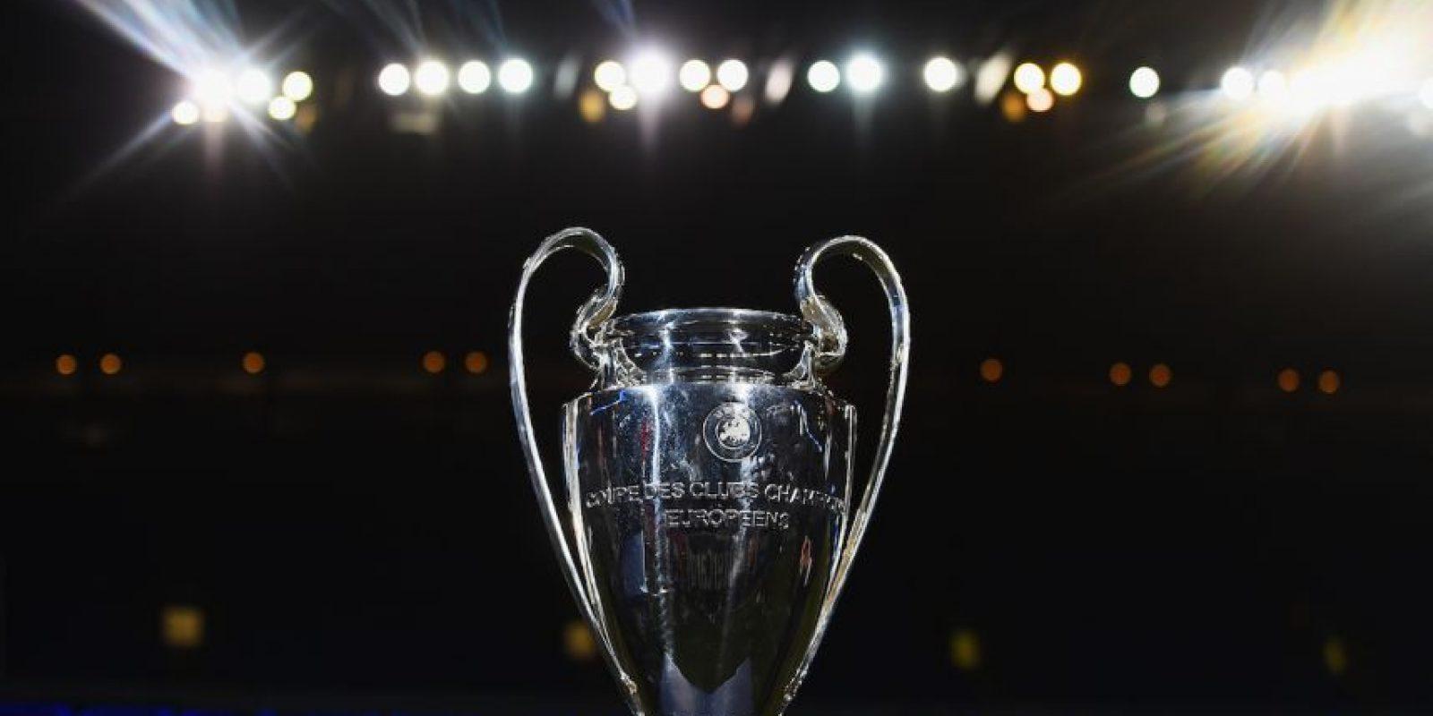 """La actual Champions League fue creada en 1956 con el nombre """"Copa de Clubes Campeones Europeos"""". Foto:Getty Images"""