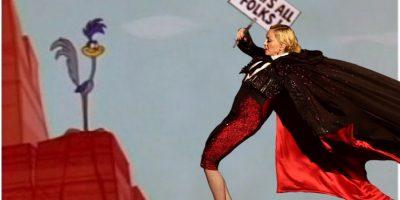 Memes de la caída de Madonna Foto:Tumblr/Tumbling Madonna