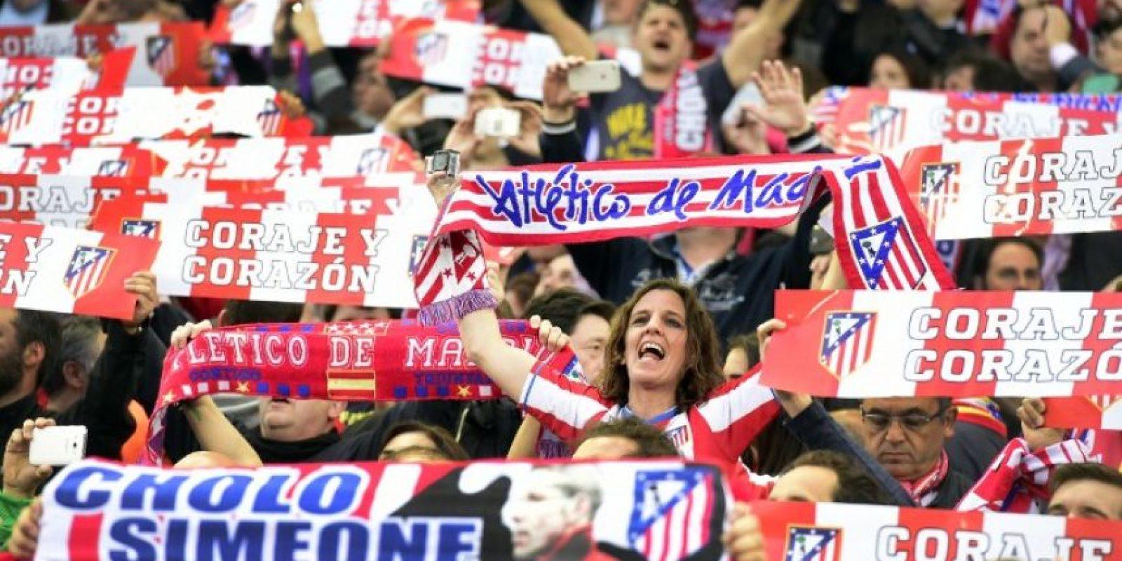 El Real Madrid consiguió un empate que le podría ser de mucha utiliad para la vuelta de los cuartos de final. Foto:AFP