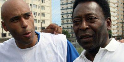 Hijo de Pelé será el entrenador de un equipo de Rivaldo
