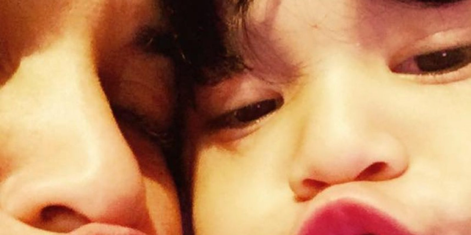 Actualmente están separados y ambos entablaron nuevas relaciones. Su hijo tiene dos años. Foto:Vía twitter.com/veruojeda25