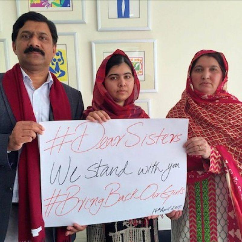 Malala Yousefzai, Premio Nobel de la Paz 2014 Foto:Instagram.com/MalalaFund