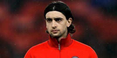 Pero fue el PSG quien logró ficharlo en julio de 2011 por 42 millones de euros. Foto:Getty Images