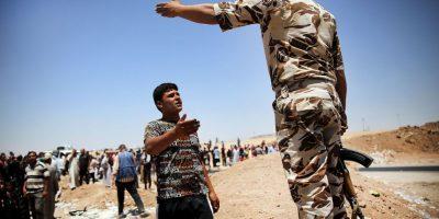 El Estado Islámico es un grupo terrorista insurgente Foto:Getty Images