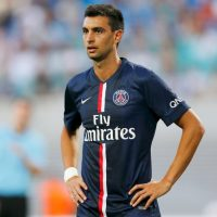 Javier Pastore tiene 25 años y juega como volante o extremo en el París Saint-Germain de Francia. Foto:Getty Images
