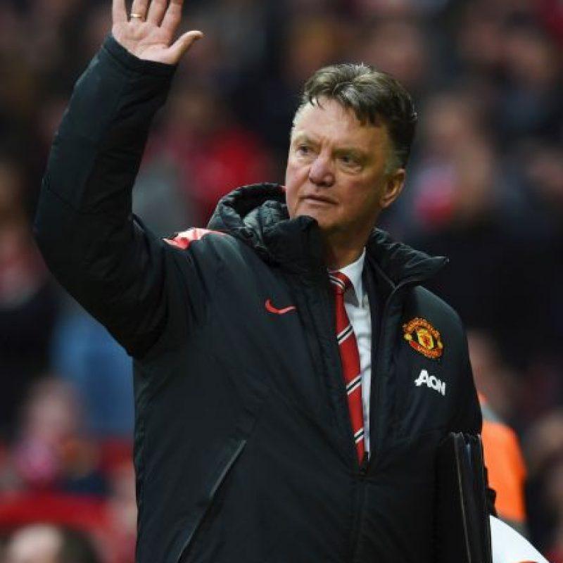 """Su principal objetivo fue devolverle a los """"Red Devils"""" la grandeza perdida tras la salida de Alex Ferguson en 2013. Foto:Getty Images"""