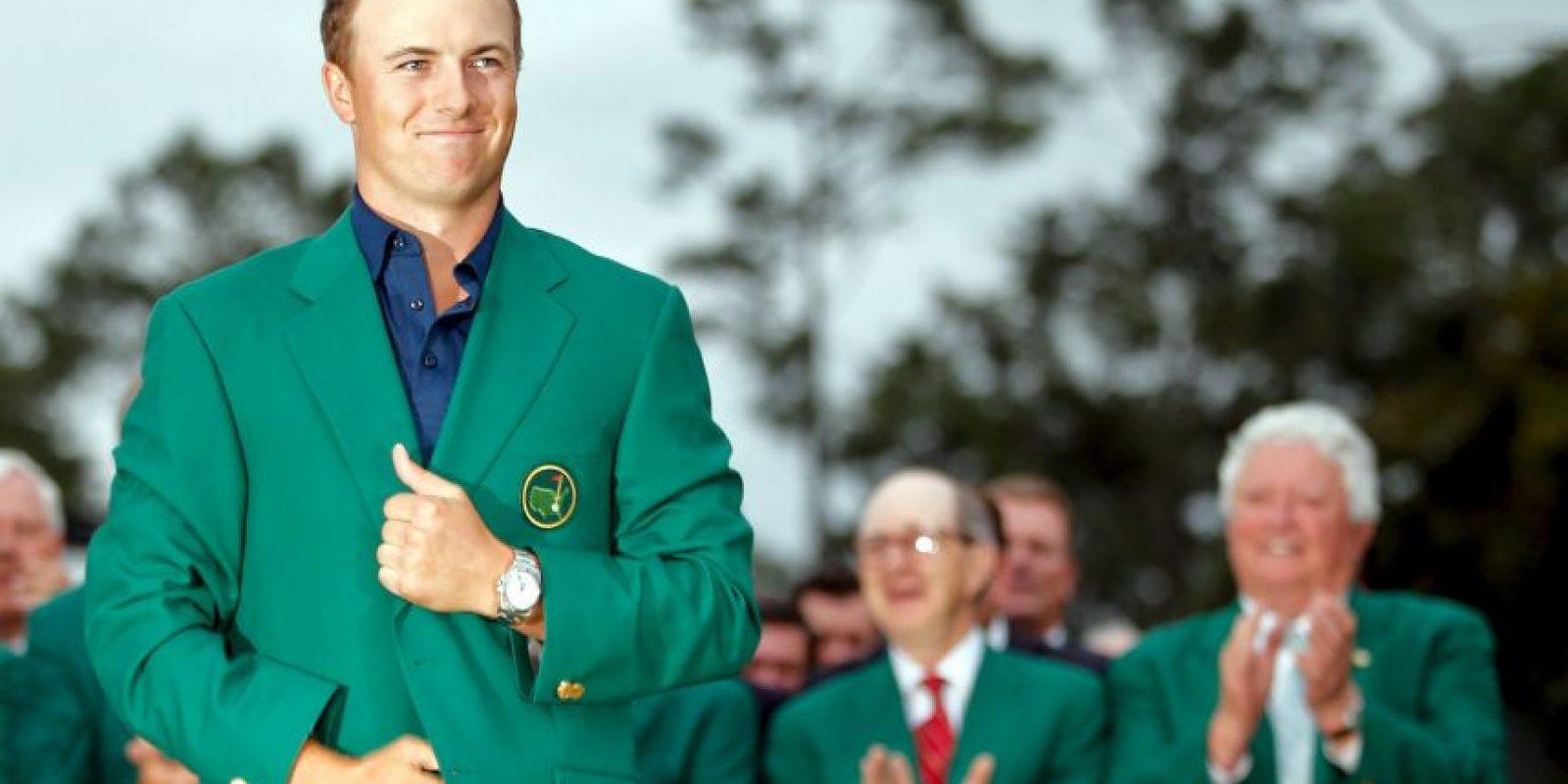 Spieth se coronó en Augusta a los 21 años Foto:Getty Images